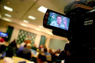 Izzo press conference