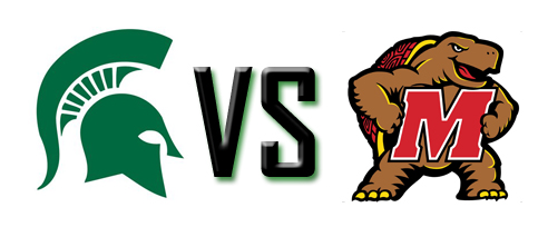 MSU Vs Maryland