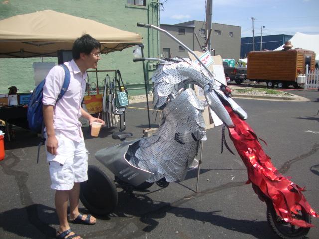 Scrapbike