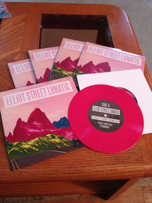 Elliot street lunatic vinyl