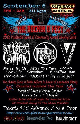 Rockin poster